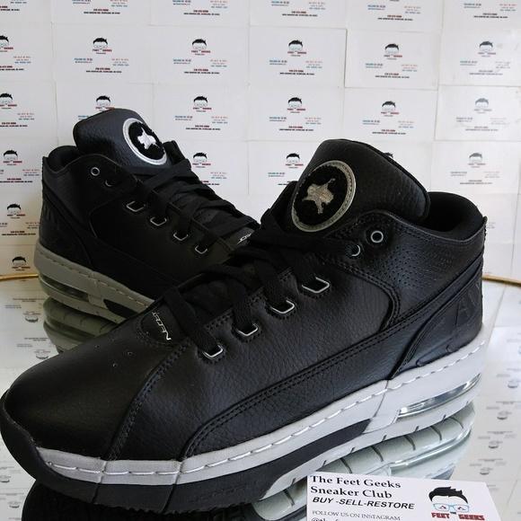 Nike Air Jordan Ol school Low Men s Shoes Size 8.5 c01ed6a6995
